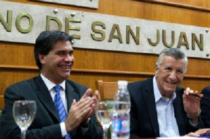 Reorganización del PJ: Capitanich y Gioja podrían cerrar la unidad y lista única