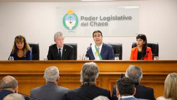 """Sager: """"el gobernador nos convocó a un auténtico federalismo"""""""