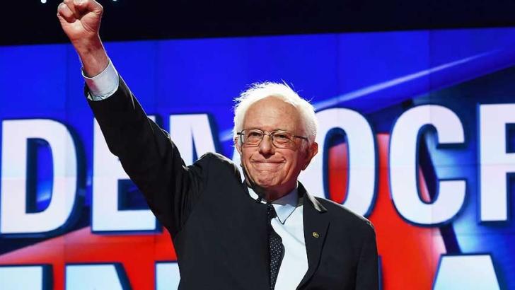Supermartes electoral en EE.UU.: Sanders llega como favorito