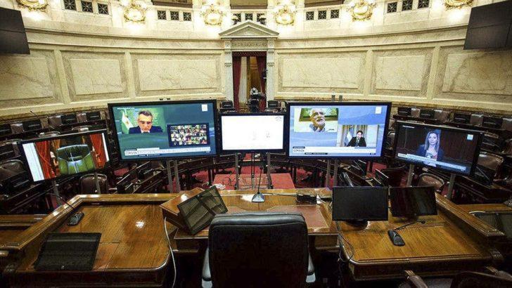 El Frente de Todos le propuso a la oposición realizar una sesión virtual en la Cámara