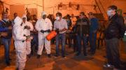 El intendente de Resistencia entregó elementos de bioseguridad a recolectores