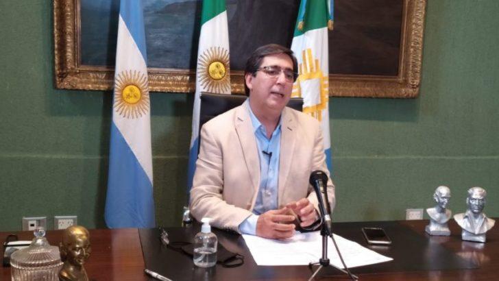 """Gustavo Martínez: """"Vamos a denunciar este paro por ser un delito contra la salud pública"""""""