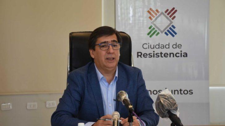 Gustavo Martínez habló de la situación financiera del Municipio y anunció el cronograma sueldos