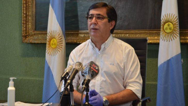 Gustavo Martínez lanzó moratoria y prórroga de vencimientos, entre otros anuncios