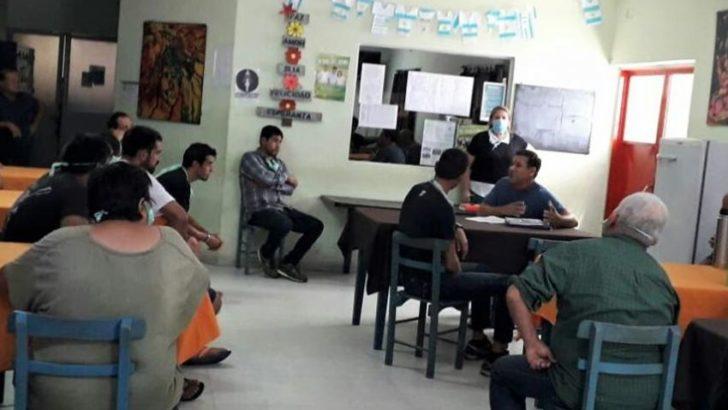 Refuerzan los centros de contención para personas en situación de calle