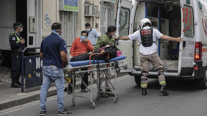 Covid 19 en el país: el virus no da tregua y 438 personas murieron en las últimas 24 horas