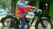 A los 91 años, murió Nelly, la motoviajera más famosa y querida de la Argentina