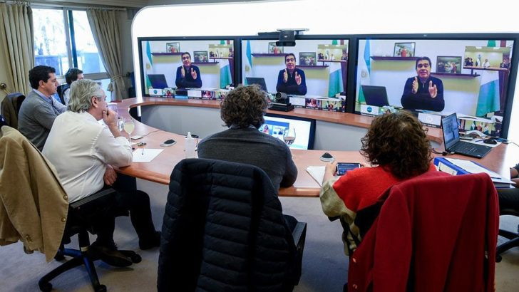 Capitanich confirmó la firma del convenio para 200 viviendas en el Gran Toba
