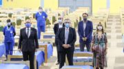 Alberto visitó Formosa: Insfrán agradeció al presidente y criticó a la gestión anterior