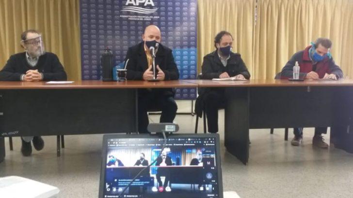 Bajante histórica del Paraná: conferencia virtual sobre perspectivas hidrológicas y meteorológicas