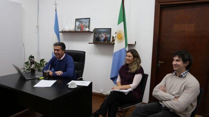 Capitanich elevó a Nación un plan de infraestructura y mejoramiento habitacional