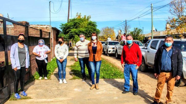 Covid 19: monitorean fumigaciones y bloqueos de focos en Barranqueras