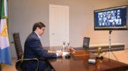 Gustavo Martínez destacó articulación del municipio con el Consejo de Abogados