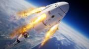 La nave de Spacex se acopló con éxito a la Estación Espacial
