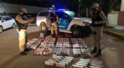Secuestraron más de 9.000 atados de cigarrillos ingresados al país de manera ilegal