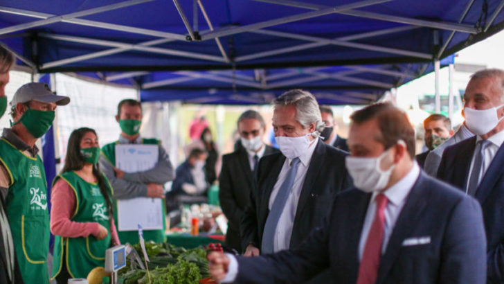 «Ya estamos trabajando en la post pandemia para poner en marcha la economía»