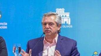 """Alberto disparó contra """"los miserables"""" que utilizaron la muerte de Gutiérrez para pegarle al Gobierno"""