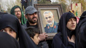 Irán pidió a Interpol el arresto de Trump por el asesinato del general Soleimani