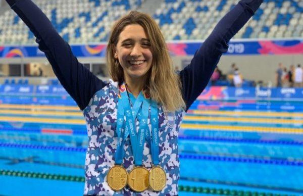 Delfina Pignatiello pone en duda su presencia en Tokio 2021 1