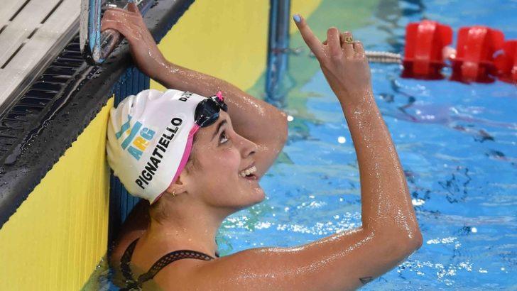 Delfina Pignatiello pone en duda su presencia en Tokio 2021