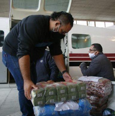 El Impenetrable: refuerzan la asistencia con insumos hospitalarios y alimentos no perecederos 1