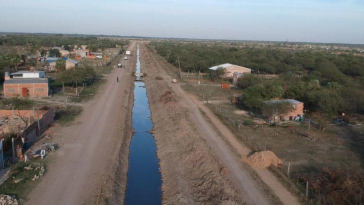 El Municipio de Resistencia continúa con la refuncionalización integral del sistema de desagües a cielo abierto