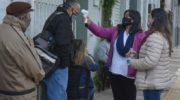 Entregaron elementos de cuidado sanitario para los que efectúan trámites en el municipio