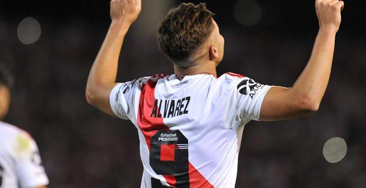 Julián Álvarez renovará su contrato con River hasta 2022