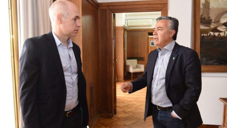 La grieta de JXC: Cornejo dijo que Rodríguez Larreta «está en la nube cultural del relato del Gobierno»