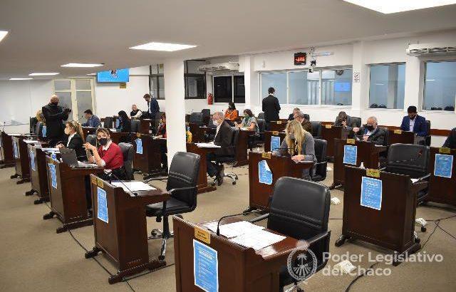 La Legislatura aprobó la adhesión de Chaco a la Ley nacional de Góndola