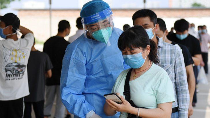 Por un rebrote, China ordena confinar a medio millón de personas