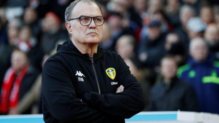 Bielsa a un paso de la Premier League del fútbol de inglés