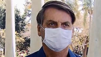 Bolsonaro dio positivo y se automedicó con cloroquina, una droga no recomendada para tratar el Covid 19