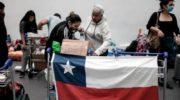 Chile suma un día más en la tendencia a una «leve mejoría»