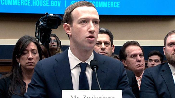 En una audiencia antimonopolio, los Ceos de Amazon, Apple, Facebook y Google comparecieron ante el Congreso de EEUU