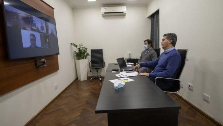 Gobierno y Bolsa de Comercio del Chaco evalúan un plan de trabajo para el mercado