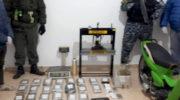 La Rioja: desbaratan banda de narcotraficantes