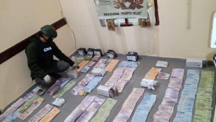 Lavado de dinero: encomienda de efectivo