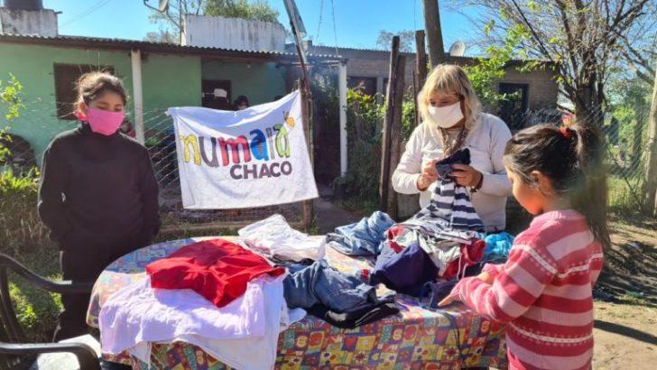 Presentaron la campaña 'Invierno Solidario' para abastecer roperos comunitarios en los barrios