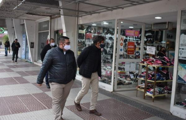 Resistencia: el Municipio informó cuáles son las medidas de bioseguridad para los negocios céntricos 1