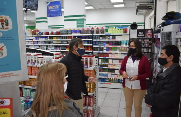 Resistencia: el Municipio informó cuáles son las medidas de bioseguridad para los negocios céntricos 2