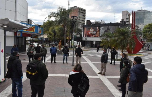 Resistencia: el Municipio informó cuáles son las medidas de bioseguridad para los negocios céntricos