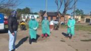 Sáenz Peña: abordaje territorial con un laboratorio de análisis Covid 19