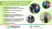 A pesar de la pandemia, Iprodich dice presente para las personas con discapacidad