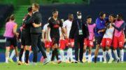 Atlético Madrid afuera de la Liga de Campeones de Europa