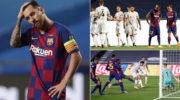 Bayern Munich humilló al Barcelona