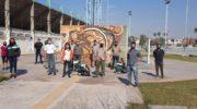 Covid 19 en Chaco: higienizaron el polideportivo Jaime Zapata ante casos positivos