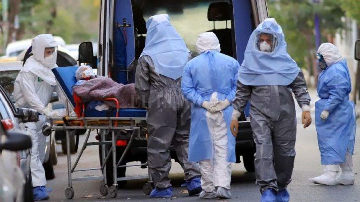 Covid 19 en el país: son 3.648 los fallecidos y se rompe la barrera de los 200 mil contagiados