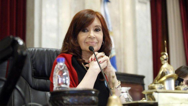 Cristina defendió el proyecto oficialista: «El país todavía se debe una verdadera reforma judicial»