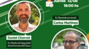 El Isepci invita a charla sobre seguridad en democracia